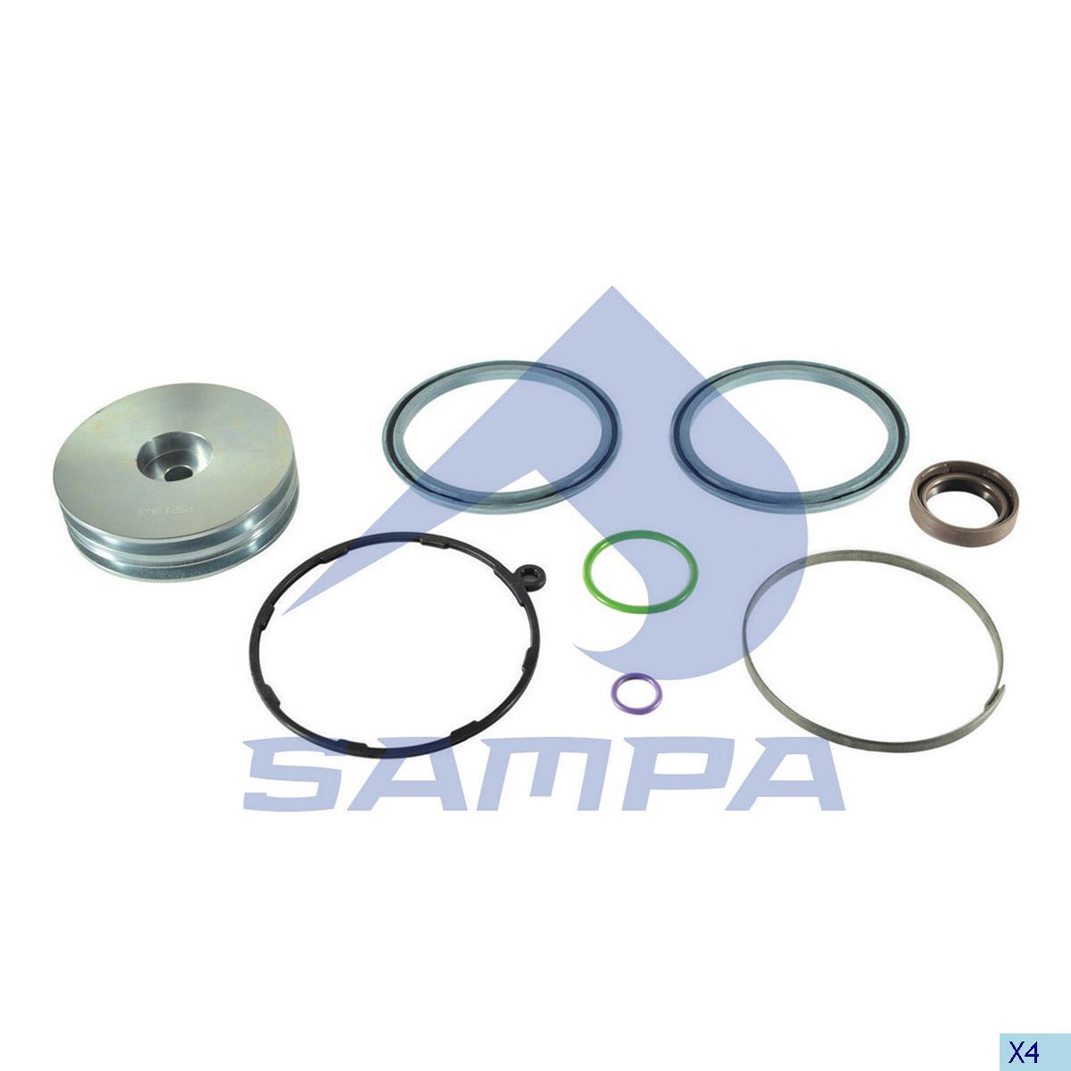 Repair Kit, Gear Shift Control, Volvo, Gear Box