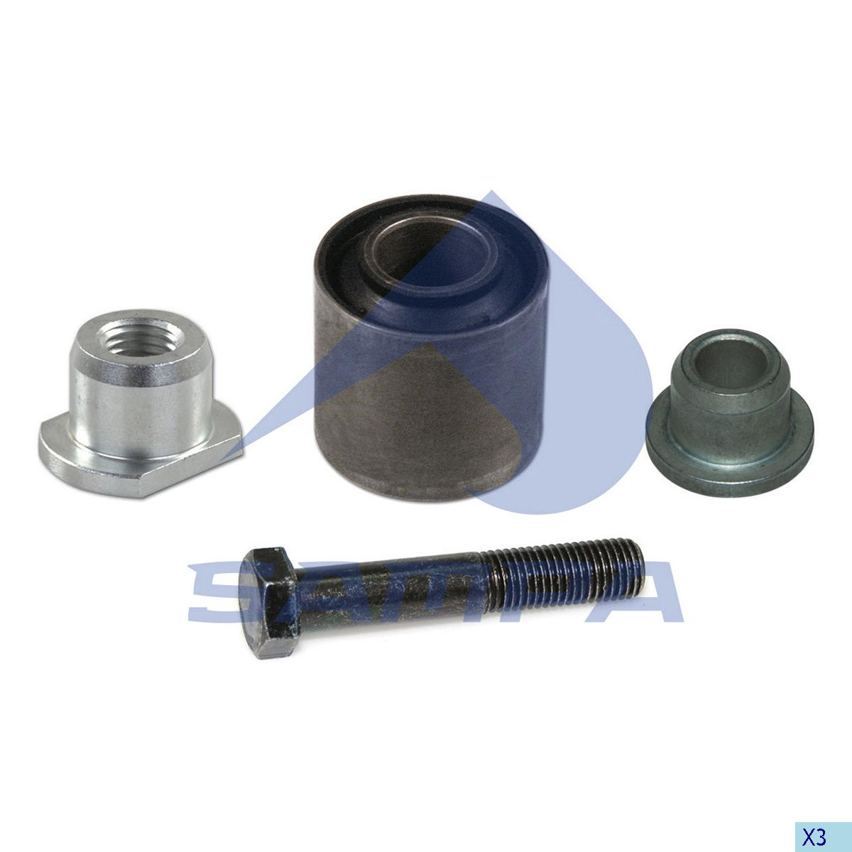Repair Kit, Stabilizer Bar, Volvo, Suspension