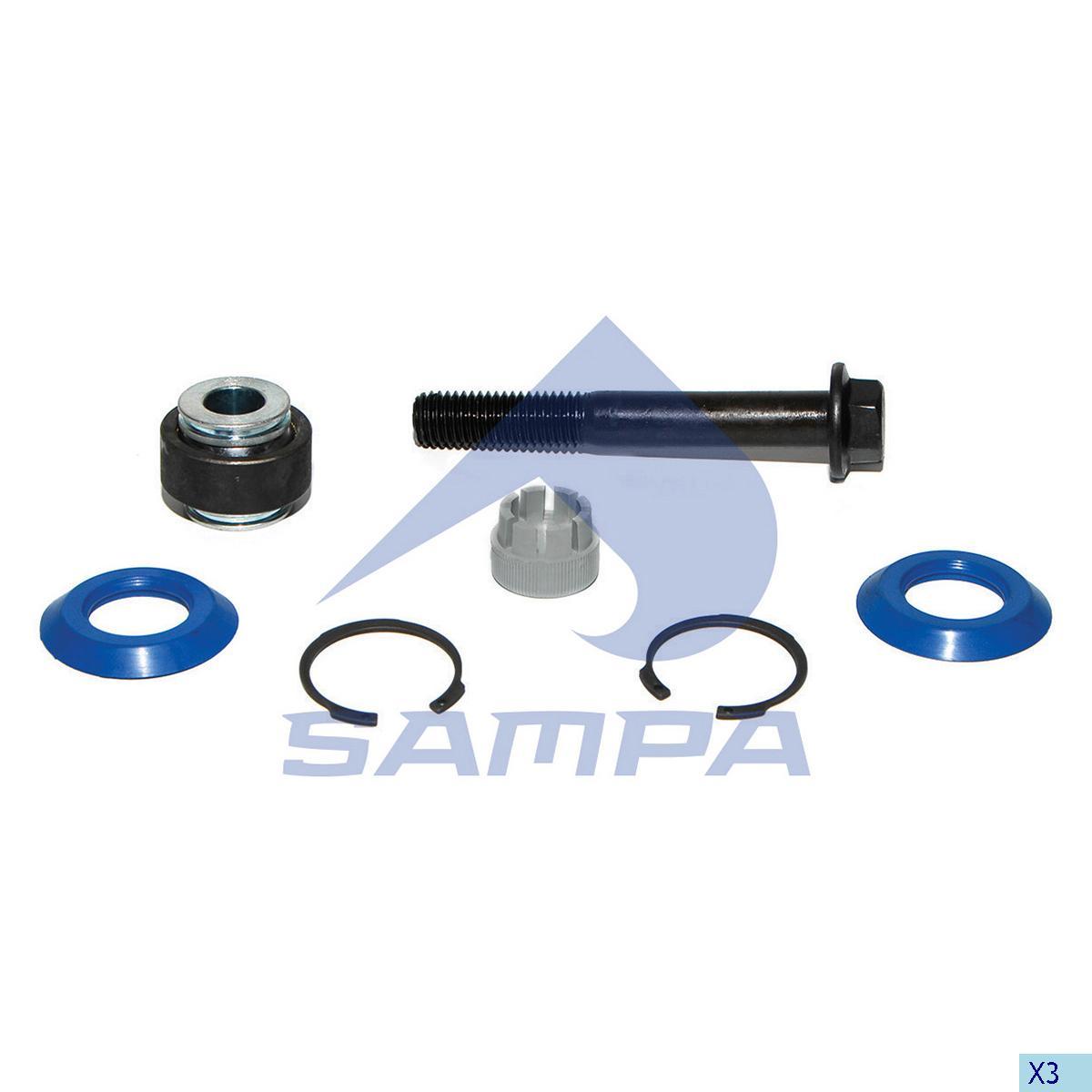 Repair Kit, Clutch Fork, Volvo, Clutch