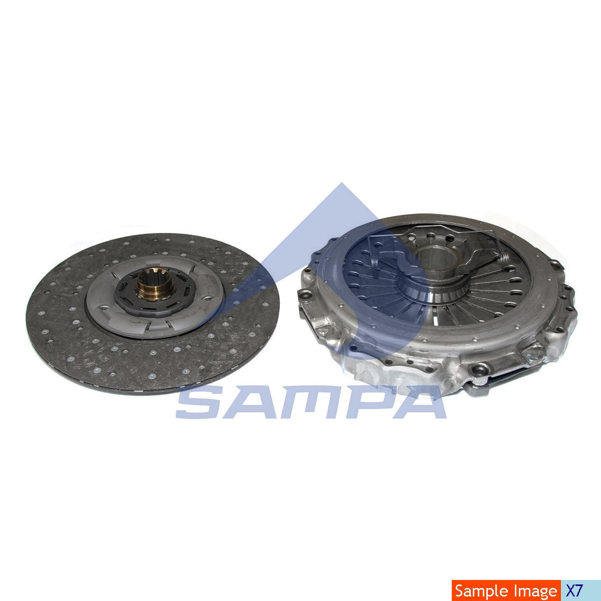Repair Kit, Clutch, Volvo, Clutch