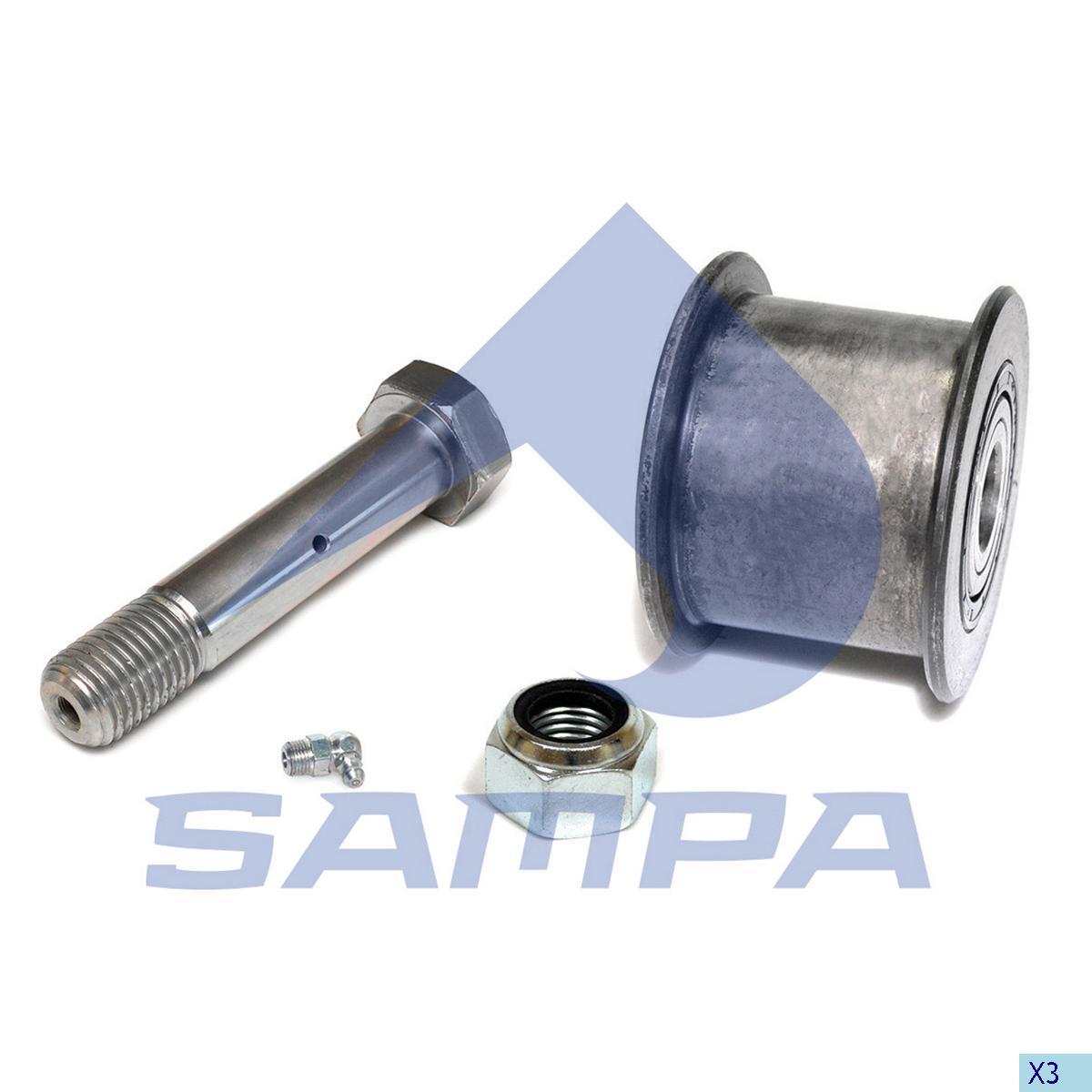 Repair Kit, Bogie Suspension, Volvo, Suspension