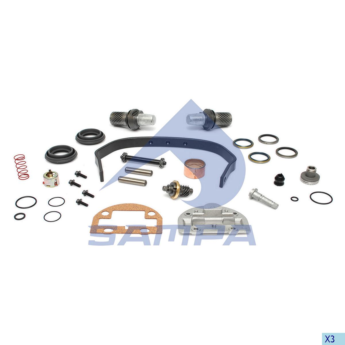 Repair Kit, Brake Adjuster, Volvo, Brake