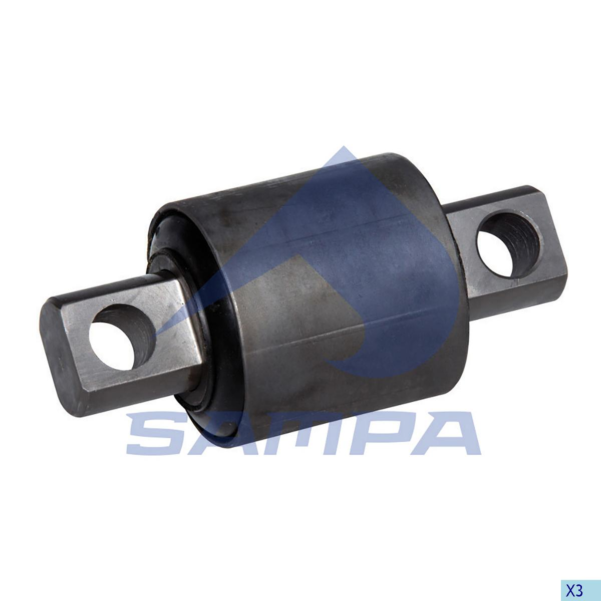 Silent Block, Stabilizer Bar, Volvo, Suspension