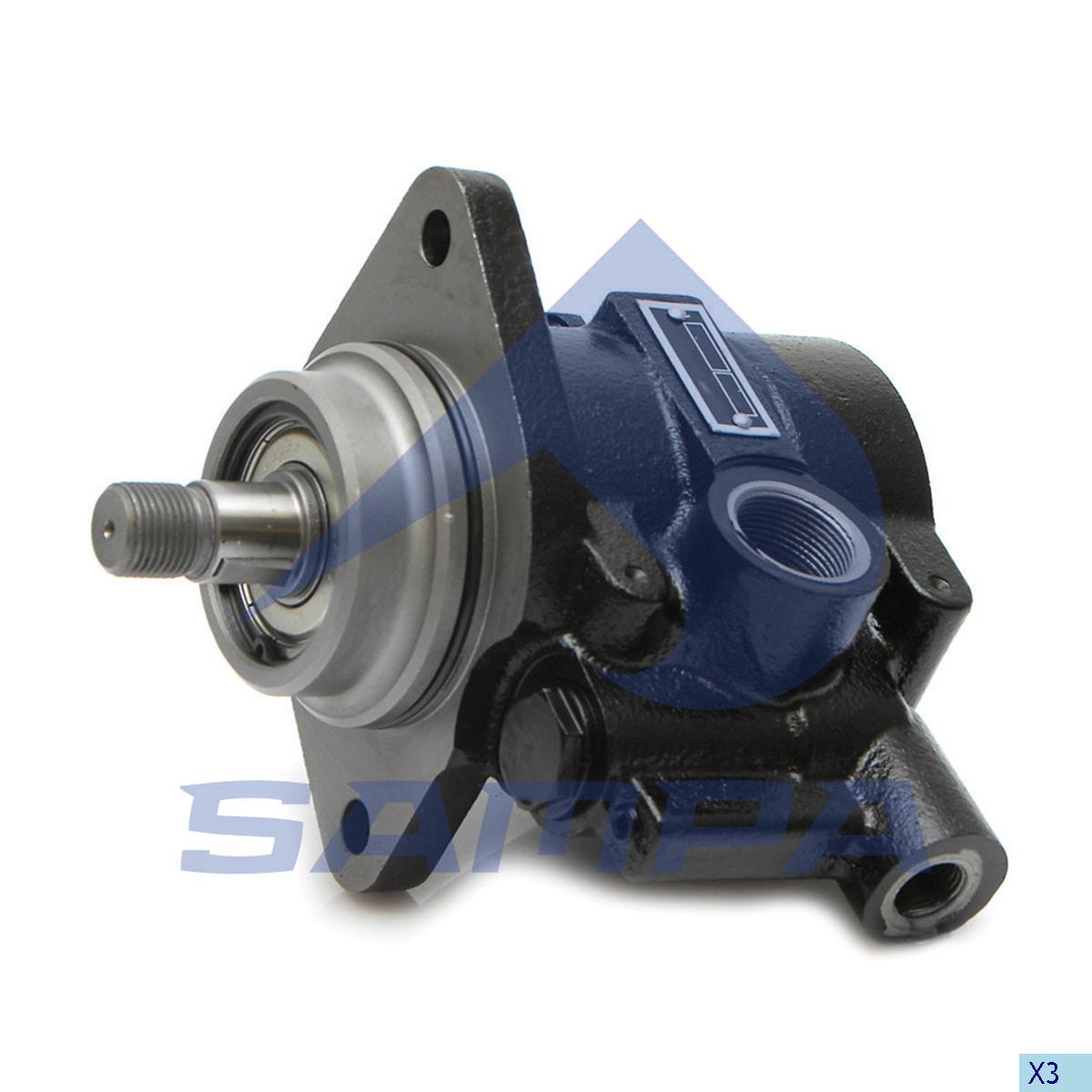 Steering Pump, Volvo, Steering