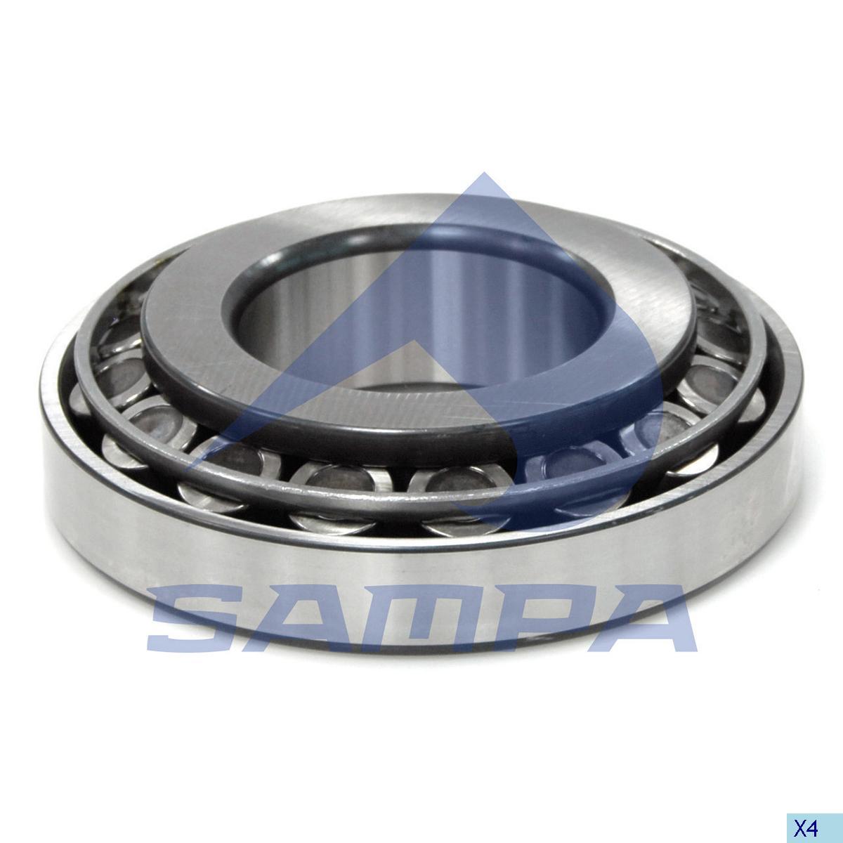 Bearing, Distribution Shaft, Volvo, Power Unit