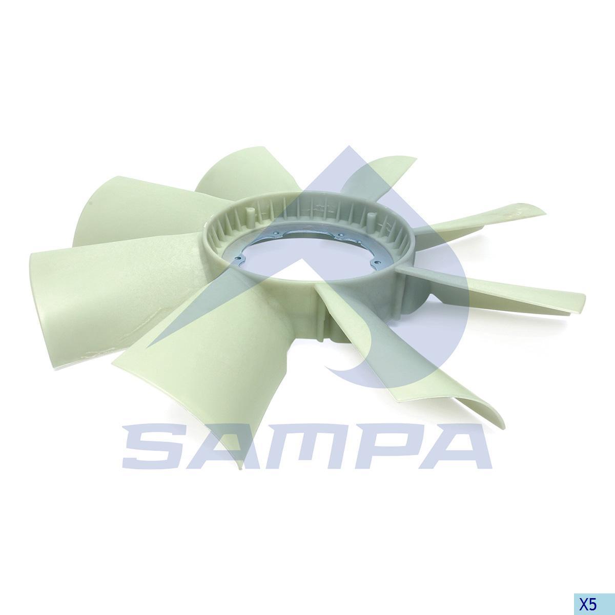 Blade, Fan, Volvo, Engine