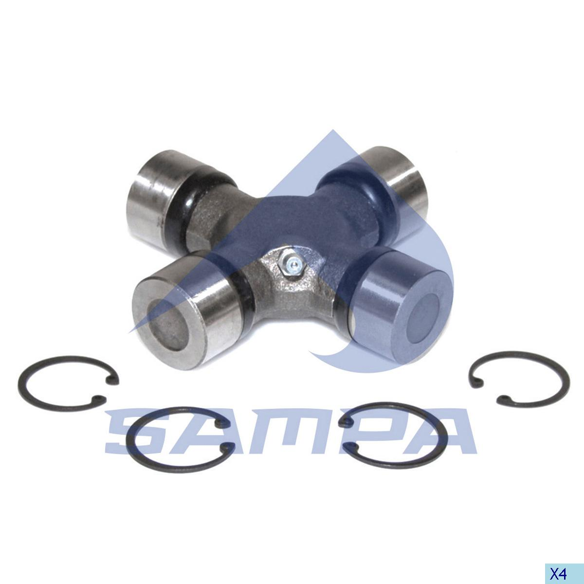 Joint Cross, Iveco, Propeller Shaft