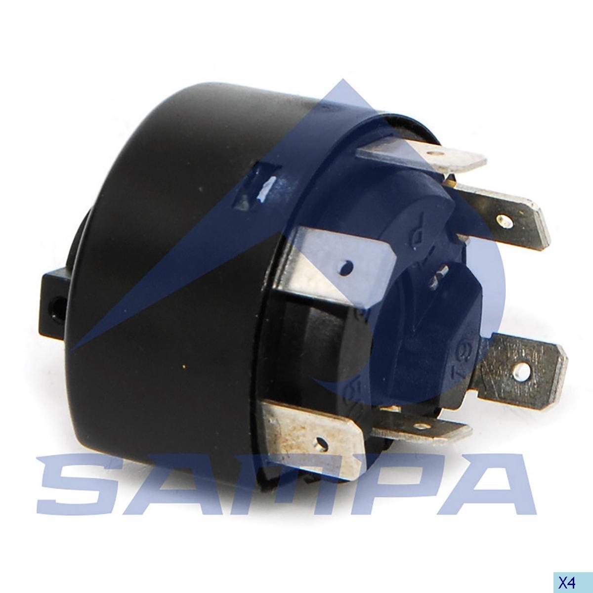 Sensor, Steering Lock, Volvo, Steering