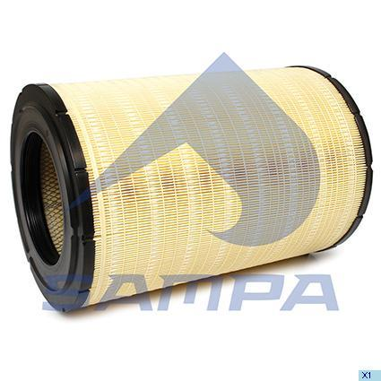 Air Filter Cartridge, R.V.I., Engine