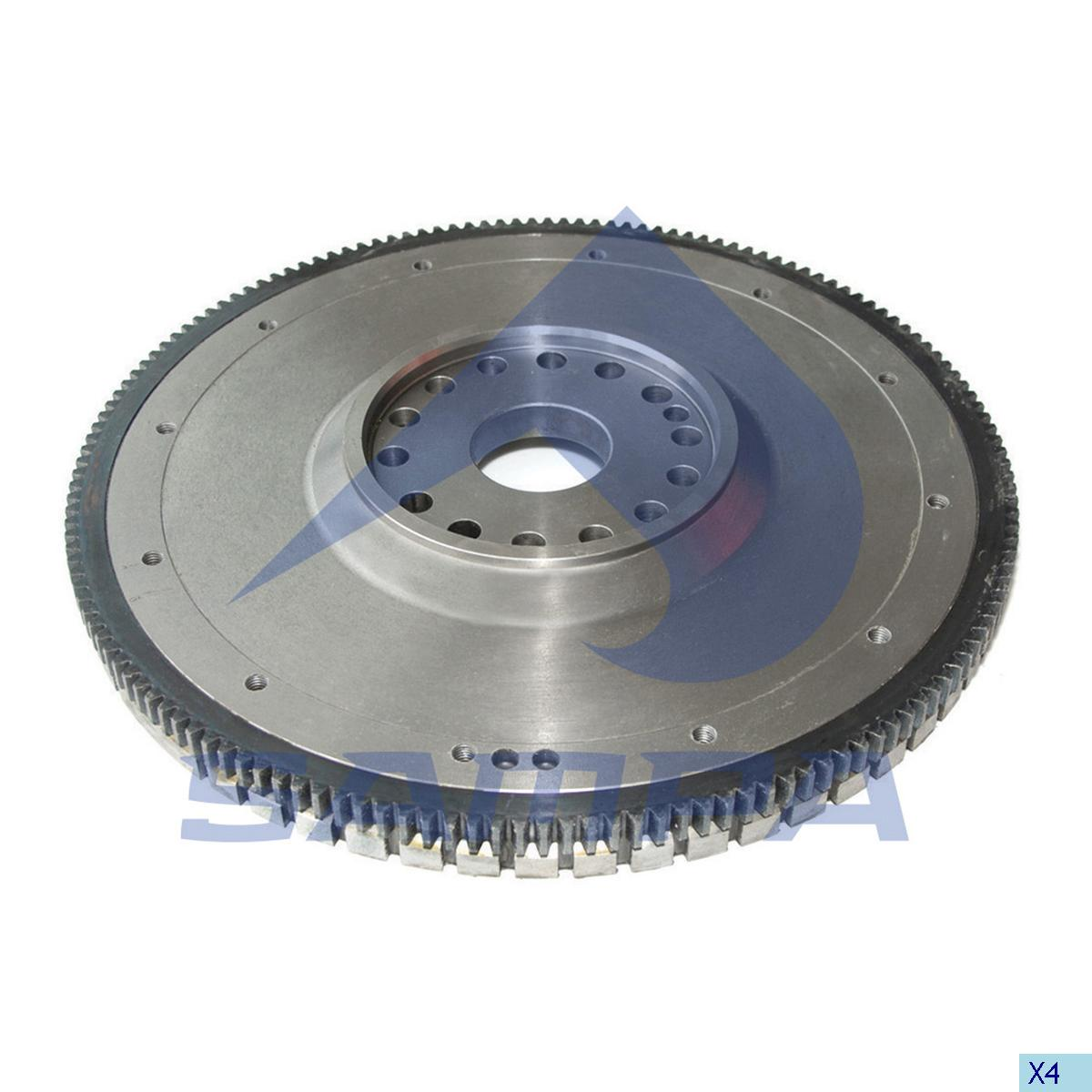 Flywheel, Volvo, Engine