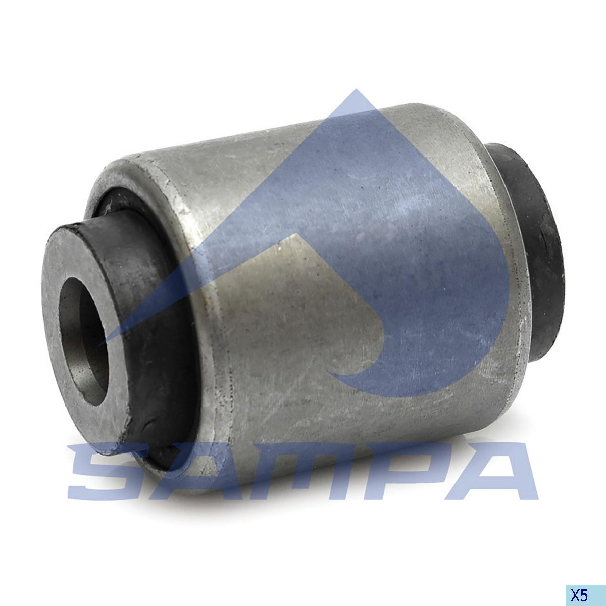 Rubber Bushing, Spring, Hendrickson, Suspension