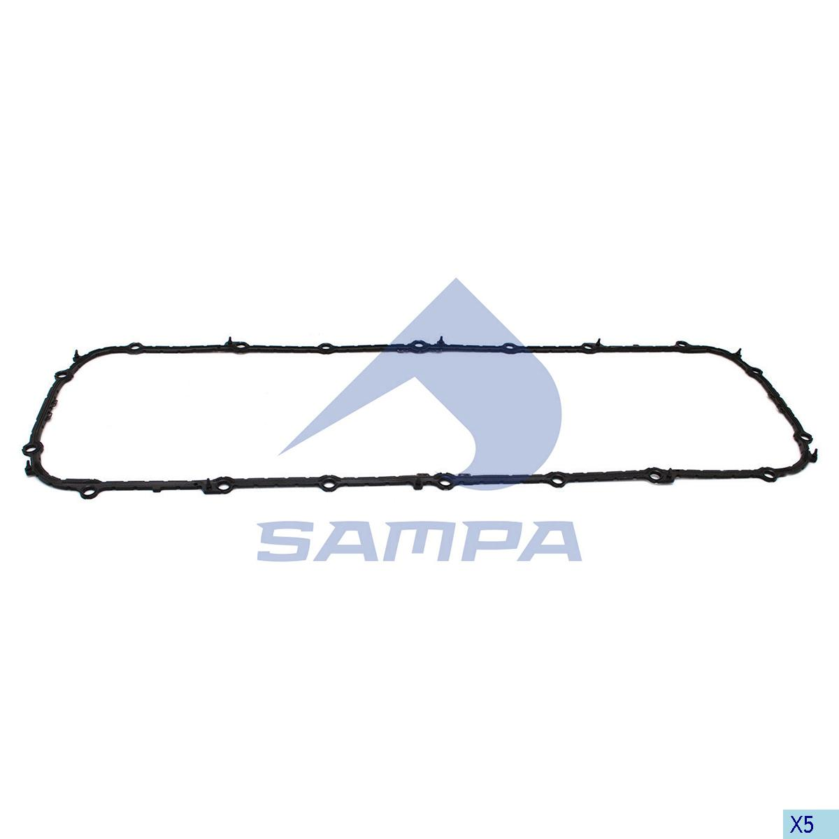 Gasket, Oil Sump, R.V.I., Engine