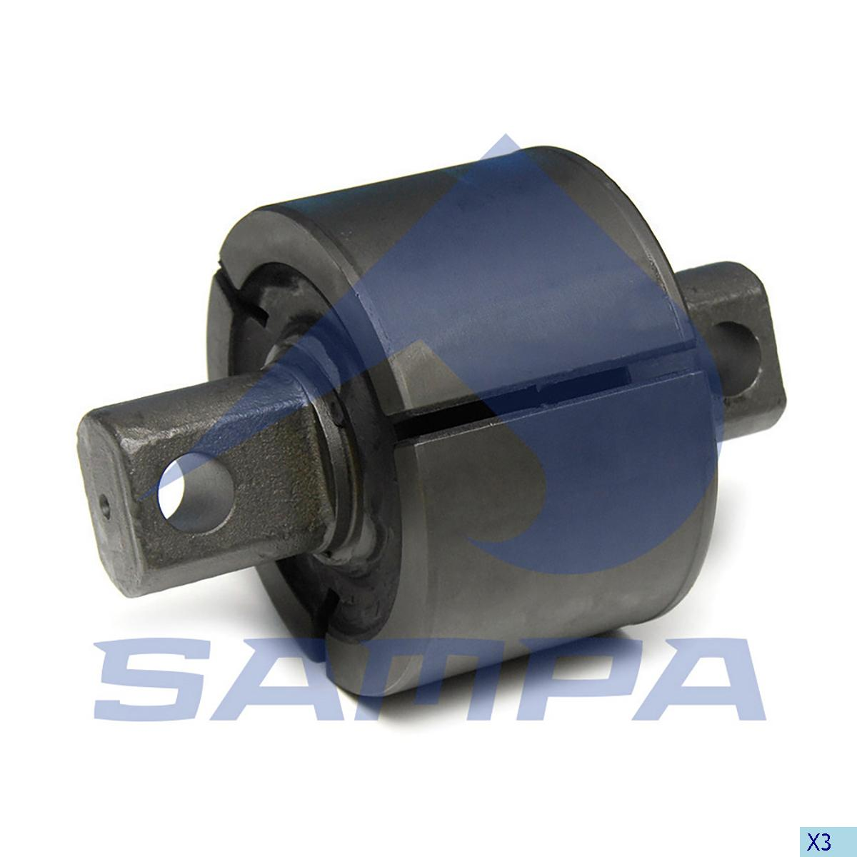 Silent Block, Axle Rod, Scania, Suspension