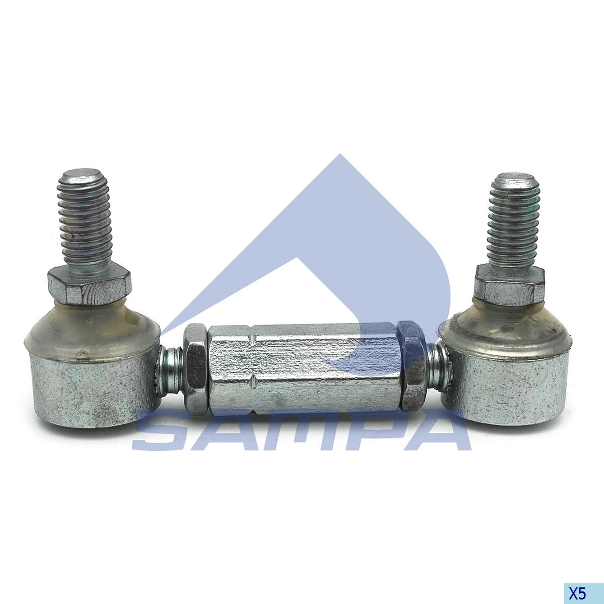 Ball Joint, Scania, Steering
