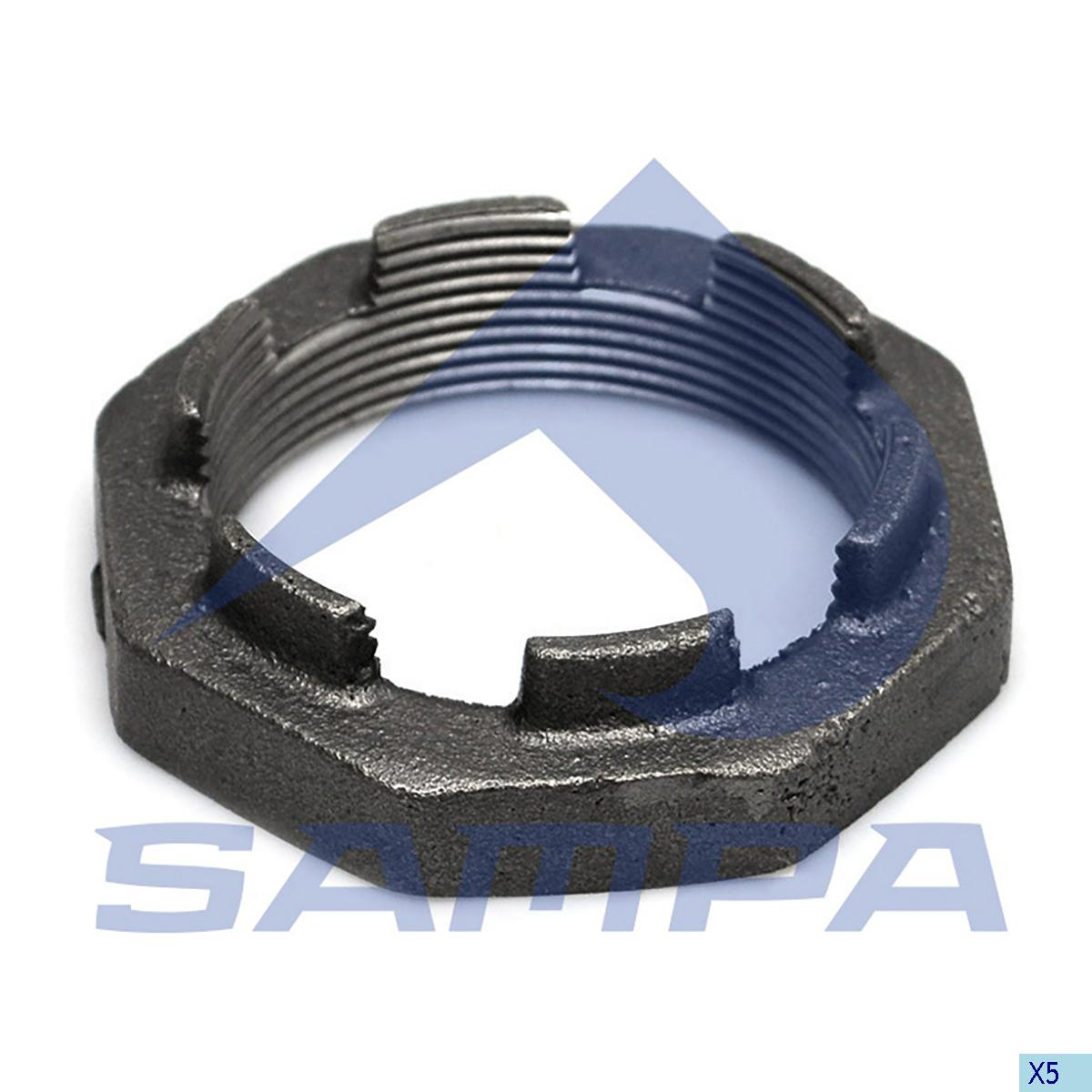 Axle Nut, Scania, Power Unit