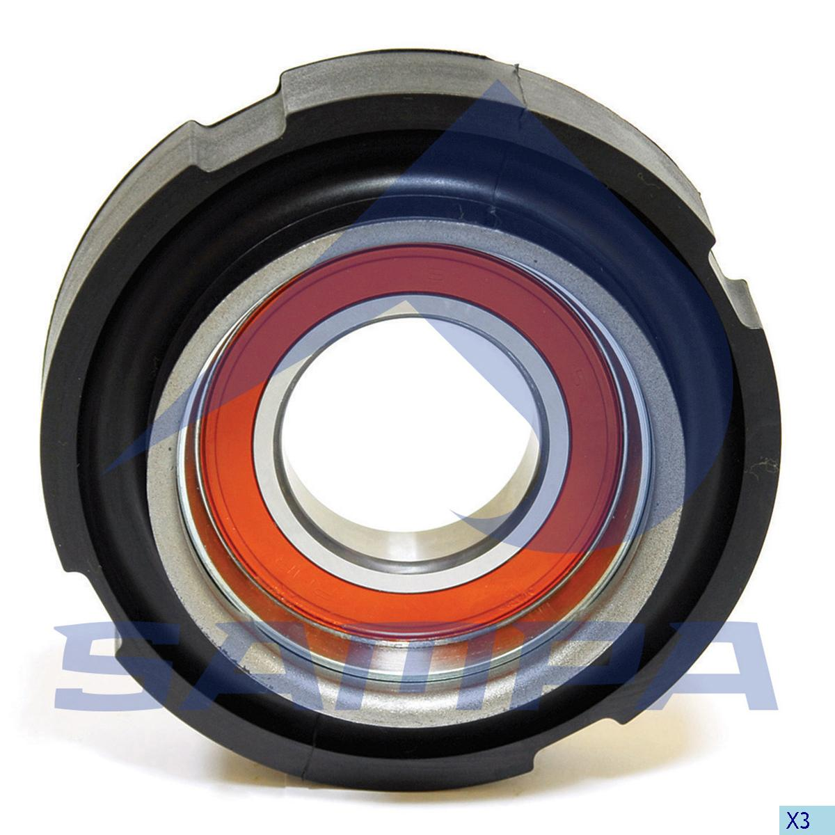 Propeller Shaft Bearing, Scania, Propeller Shaft