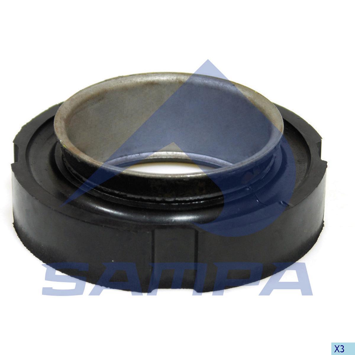 Propeller Shaft Bearing, Scania, Propeller Shaft
