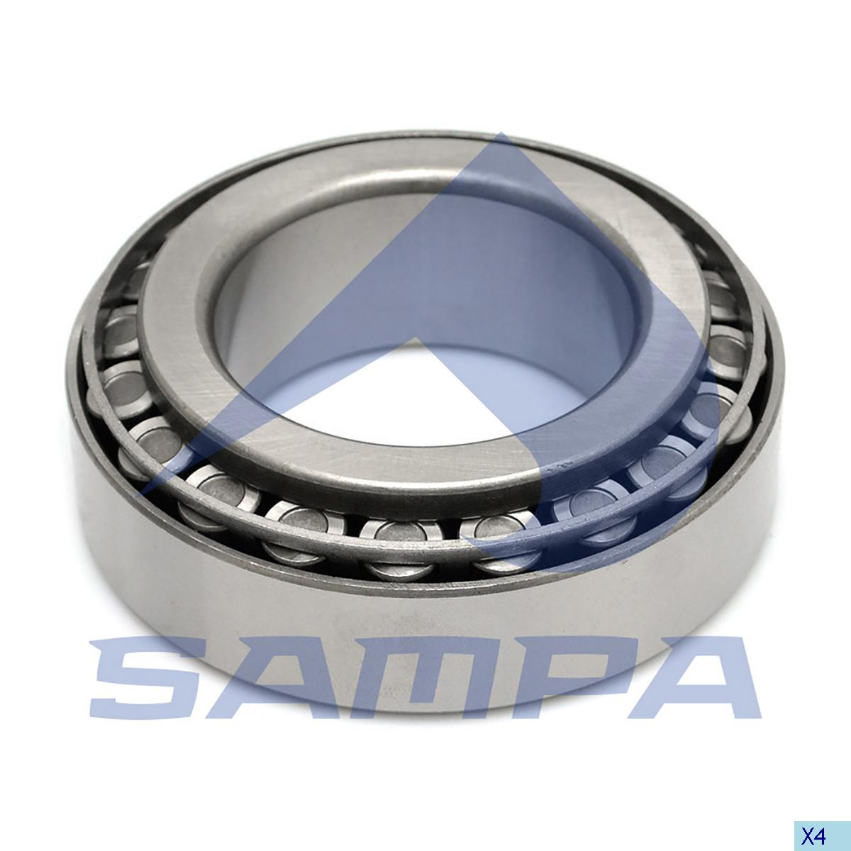 Bearing, Wheel Hub, Scania, Power Unit