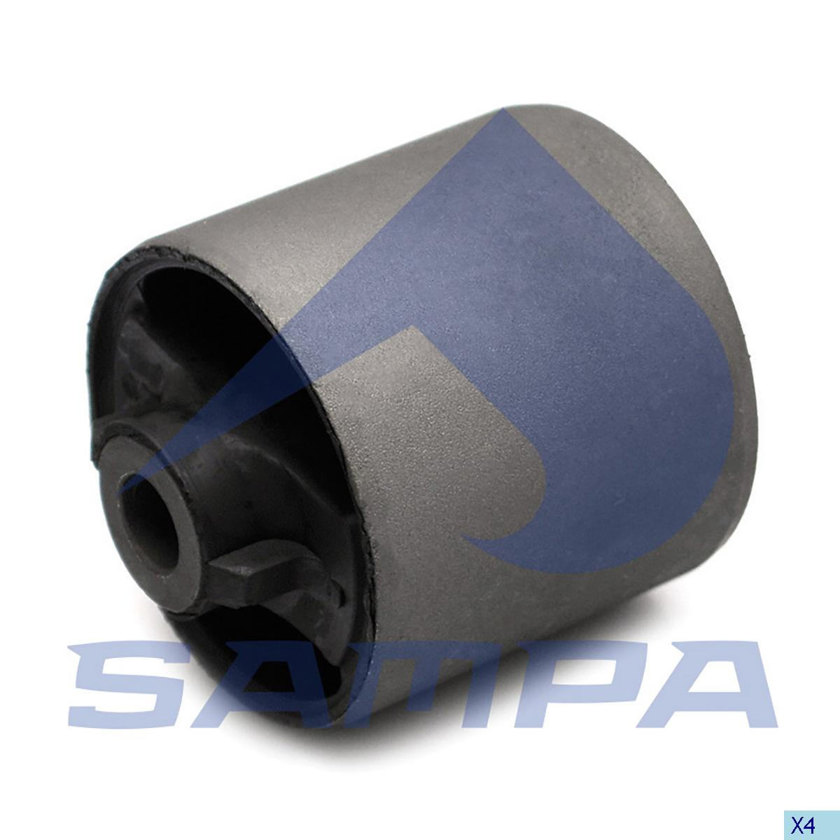Rubber Bushing, Cab, Scania, Cab