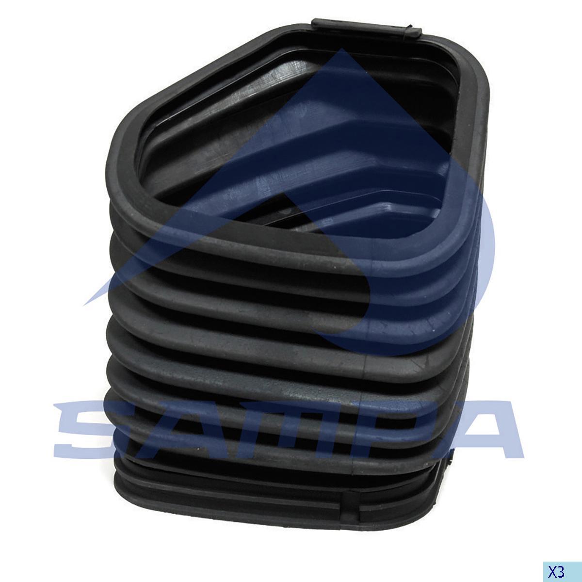 Bellow, Air Filter, Scania, Engine