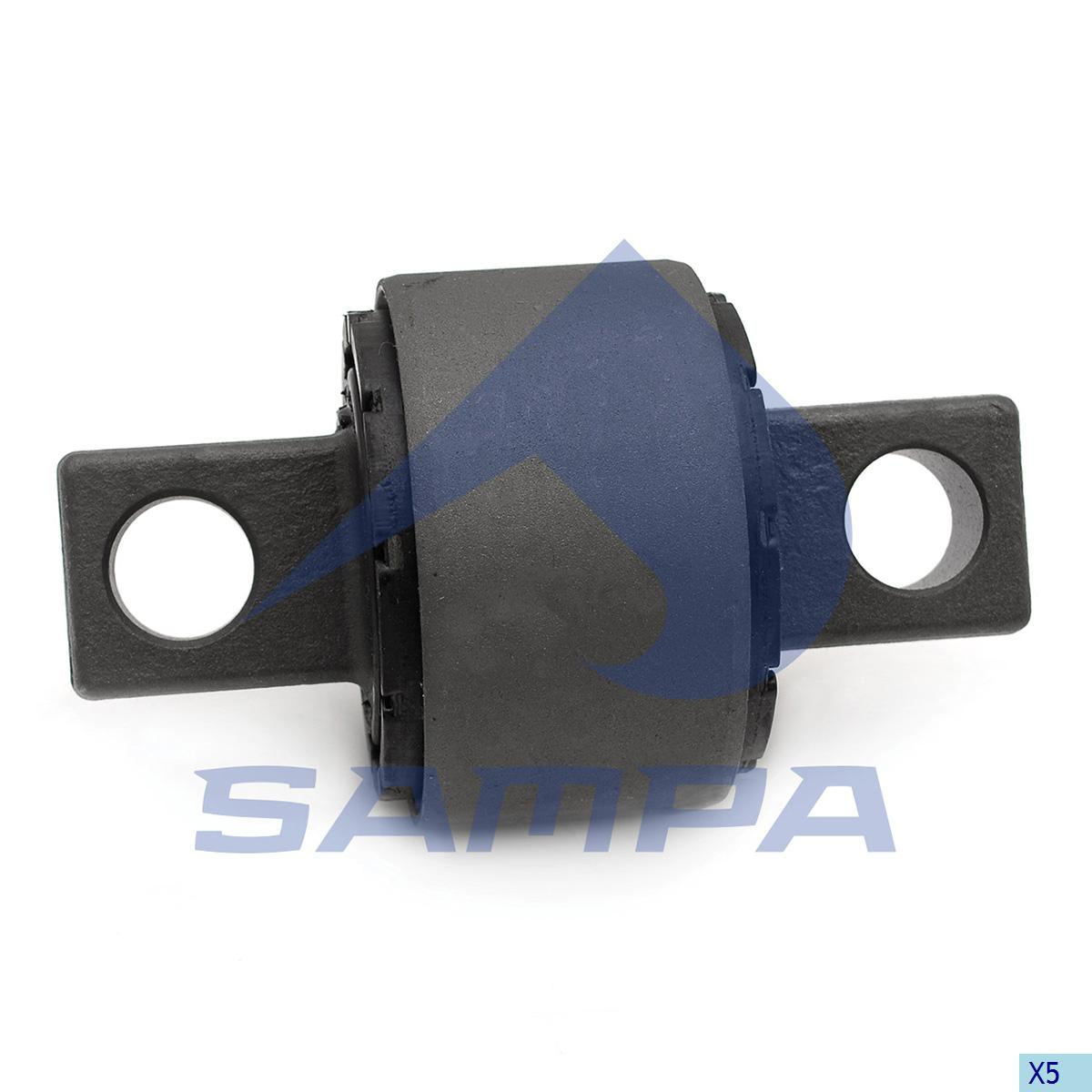 Rubber Bushing, Axle Rod, Scania, Suspension