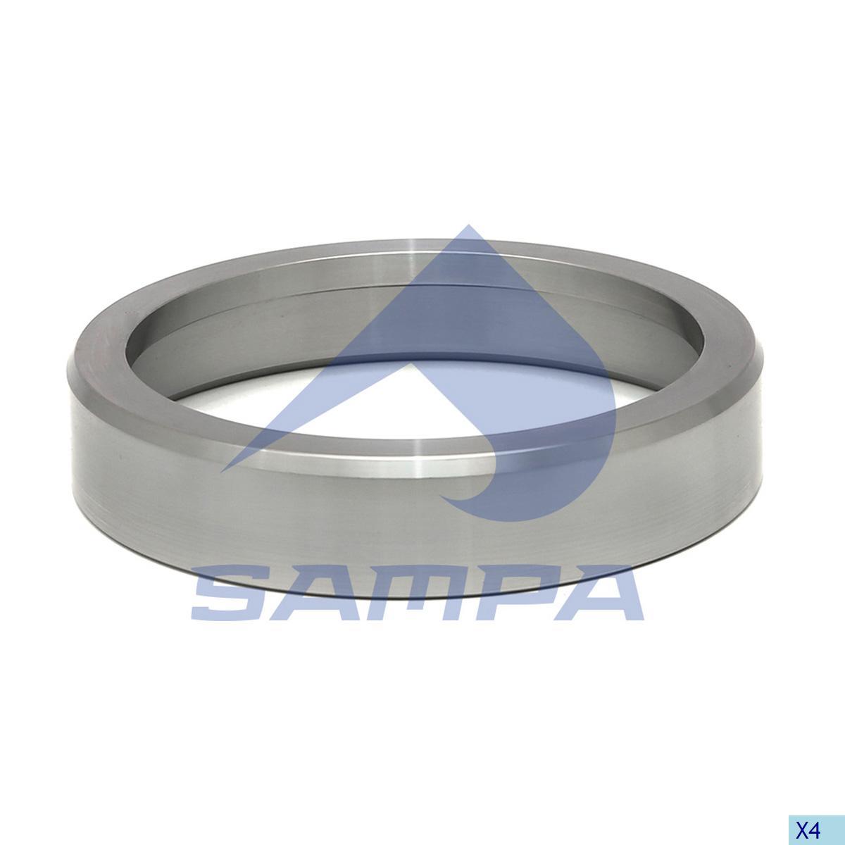 Wear Ring, Bogie Suspension, Scania, Suspension
