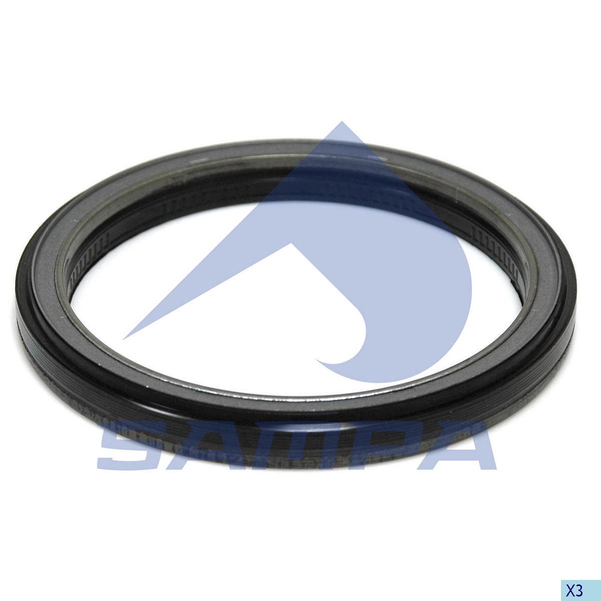 Seal Ring, Bogie Suspension, Scania, Suspension