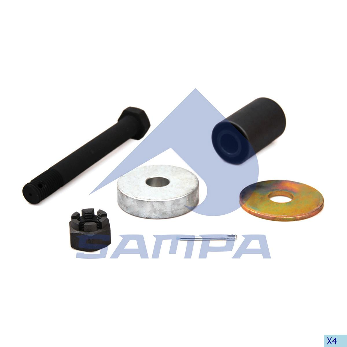 Repair Kit, Spring, Scania, Suspension