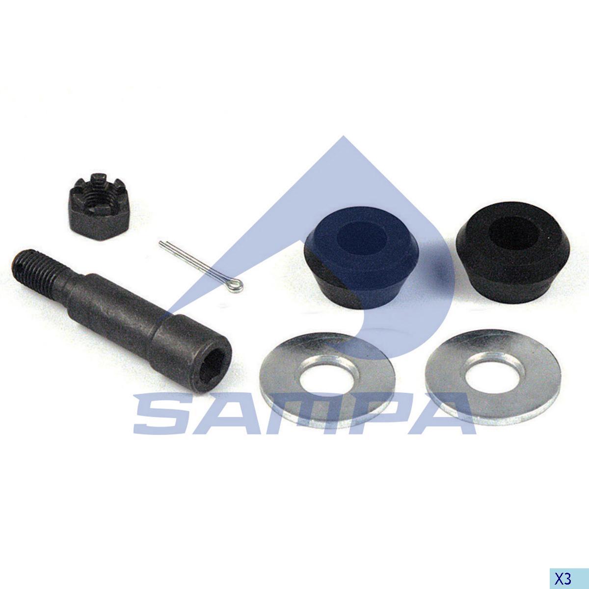 Repair Kit, Shock Absorber, Scania, Suspension