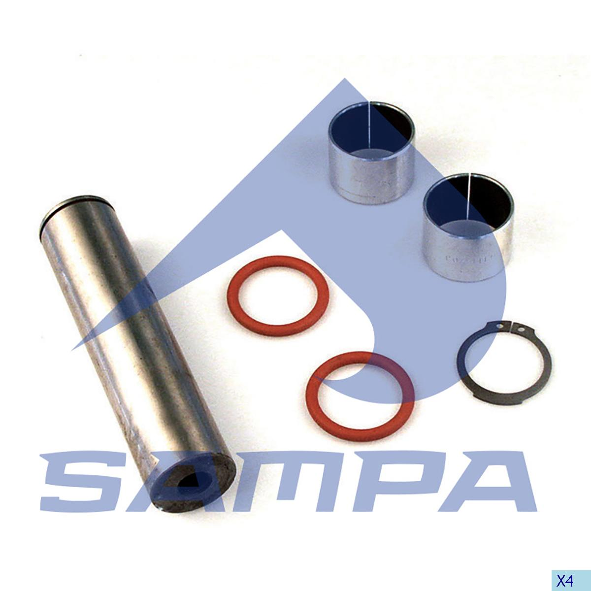 Repair Kit, Brake Shoe, Scania, Brake