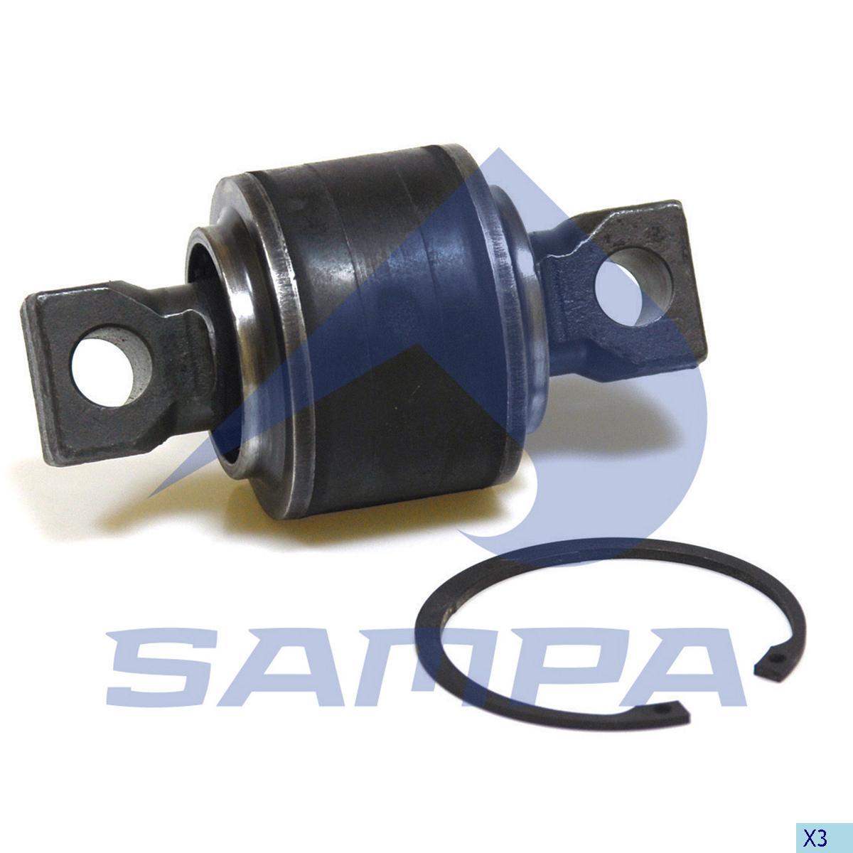 Repair Kit, Axle Rod, Iveco, Suspension