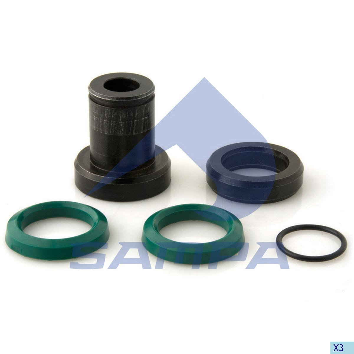 Repair Kit, Cab Tilt, Scania, Cab