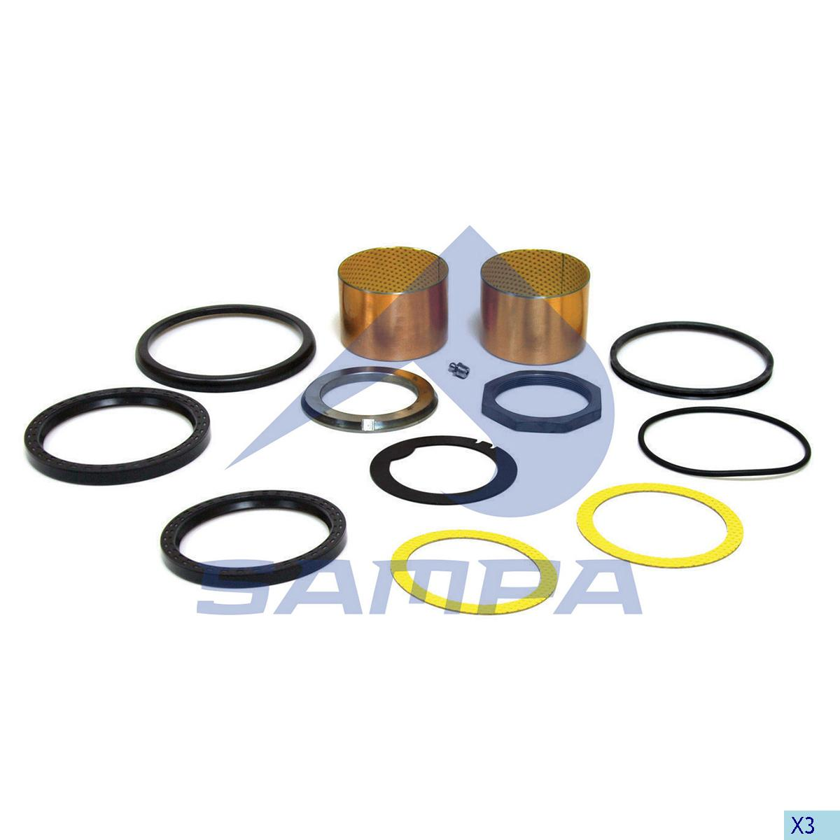 Repair Kit, Bogie Suspension, Scania, Suspension