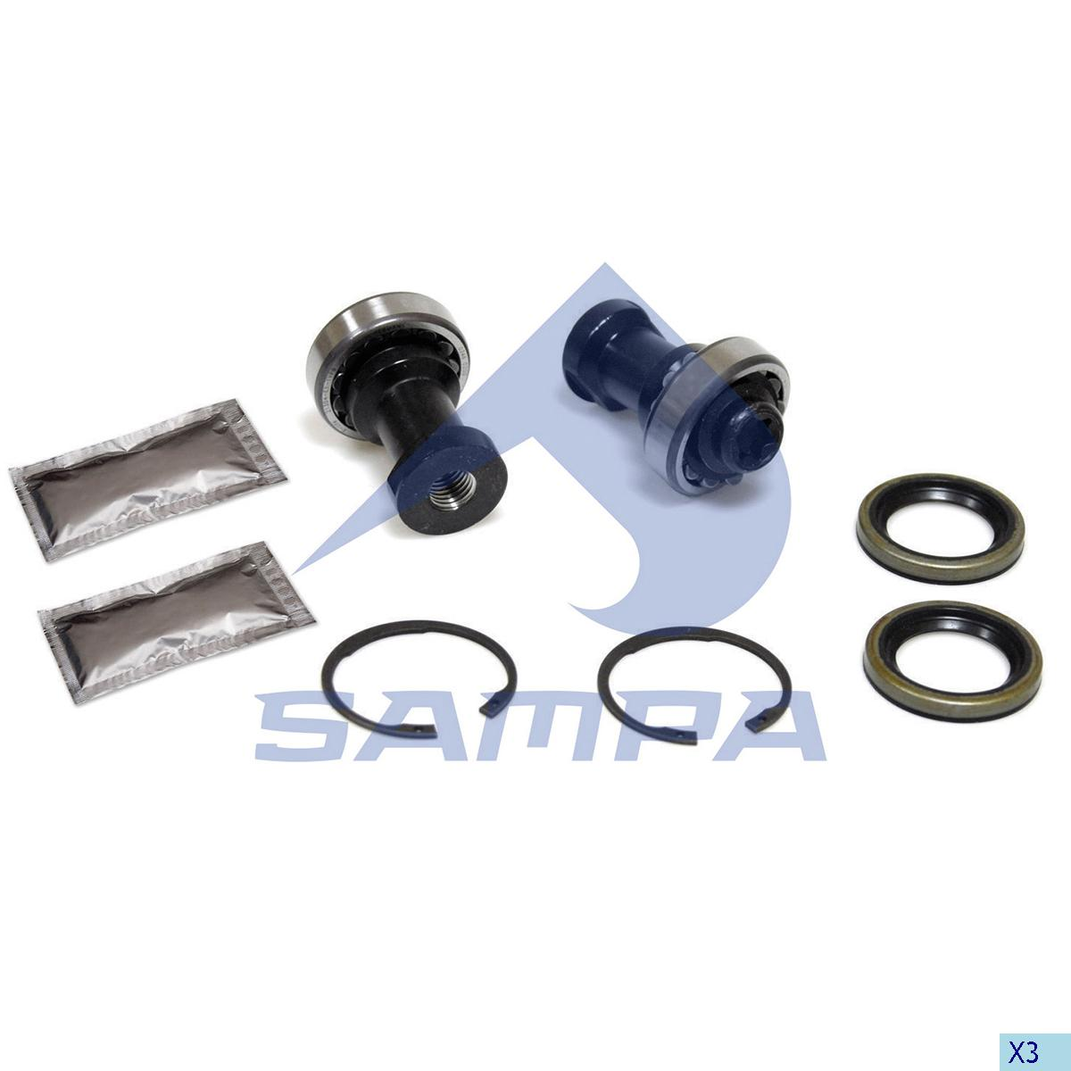 Repair Kit, Cab, Scania, Cab