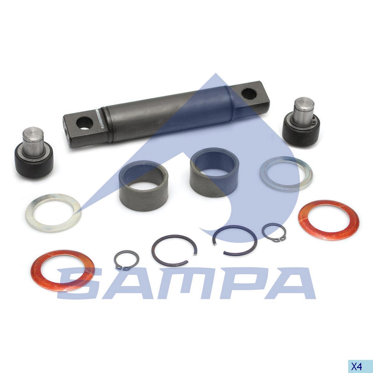 Repair Kit, Clutch Fork, Scania, Clutch