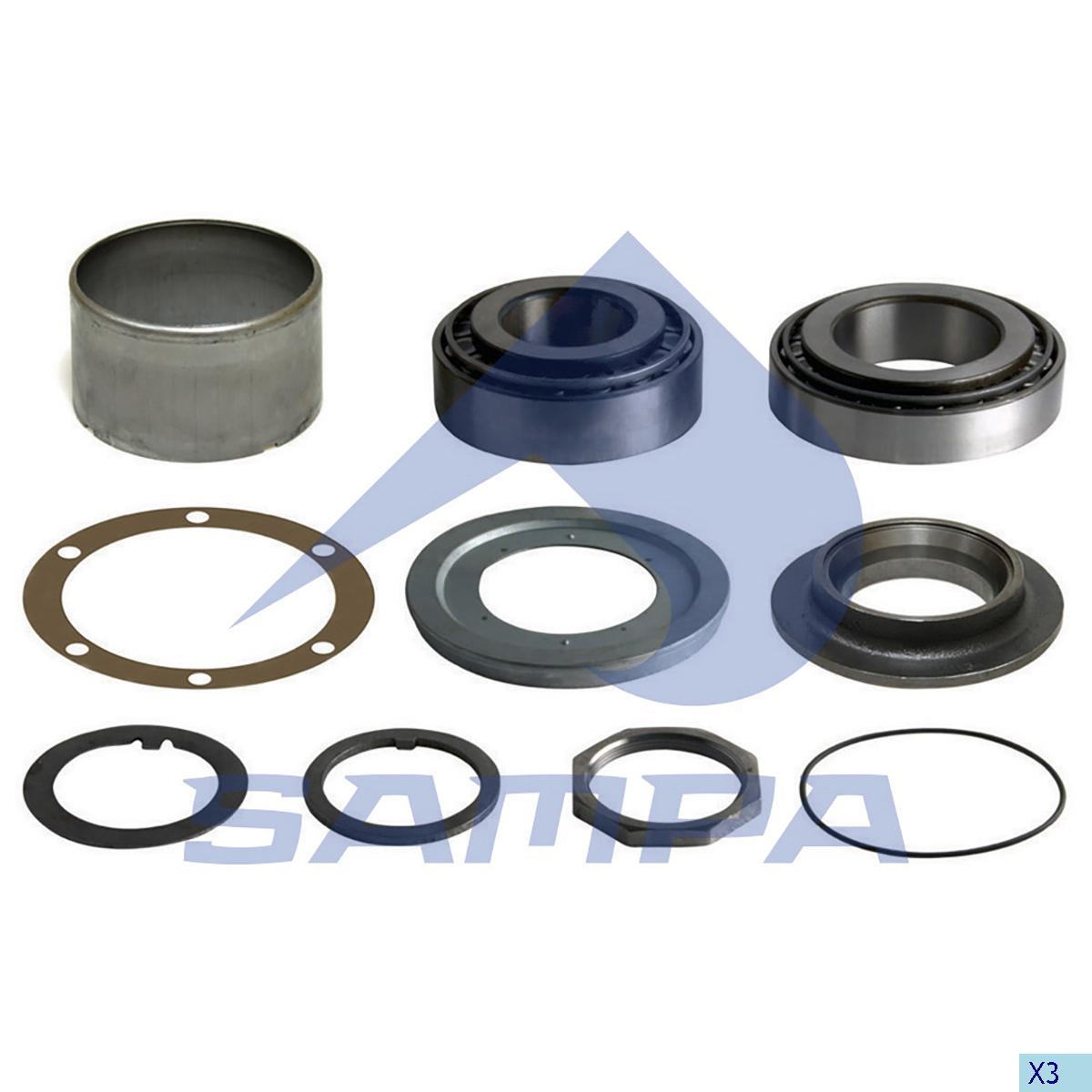 Repair Kit, Balance Arm Axle, Scania, Power Unit
