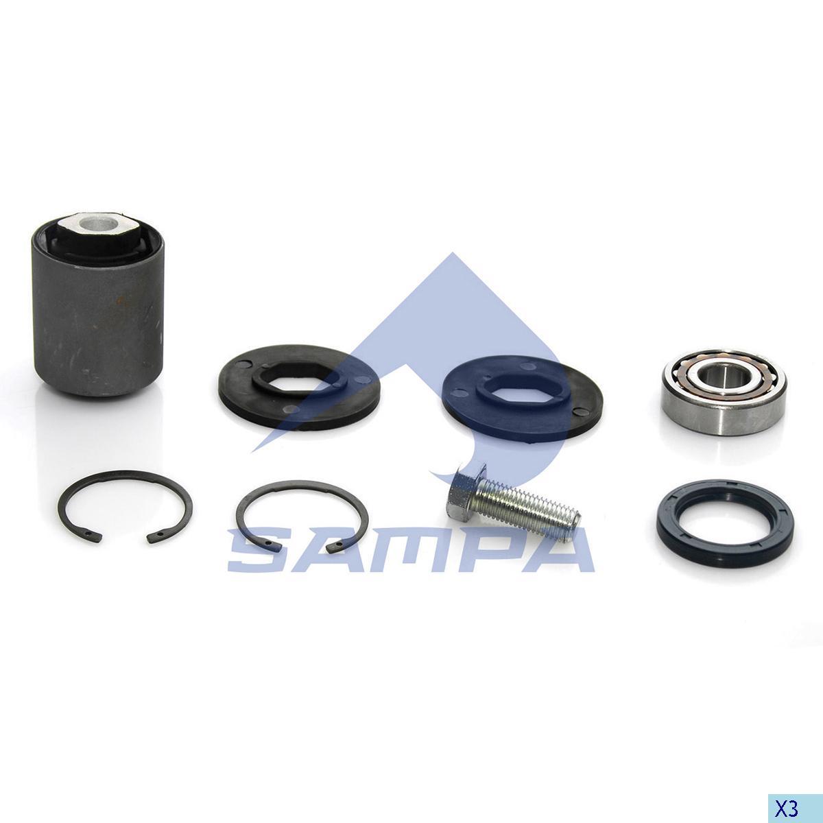 Repair Kit, Cab, Scania, Cab