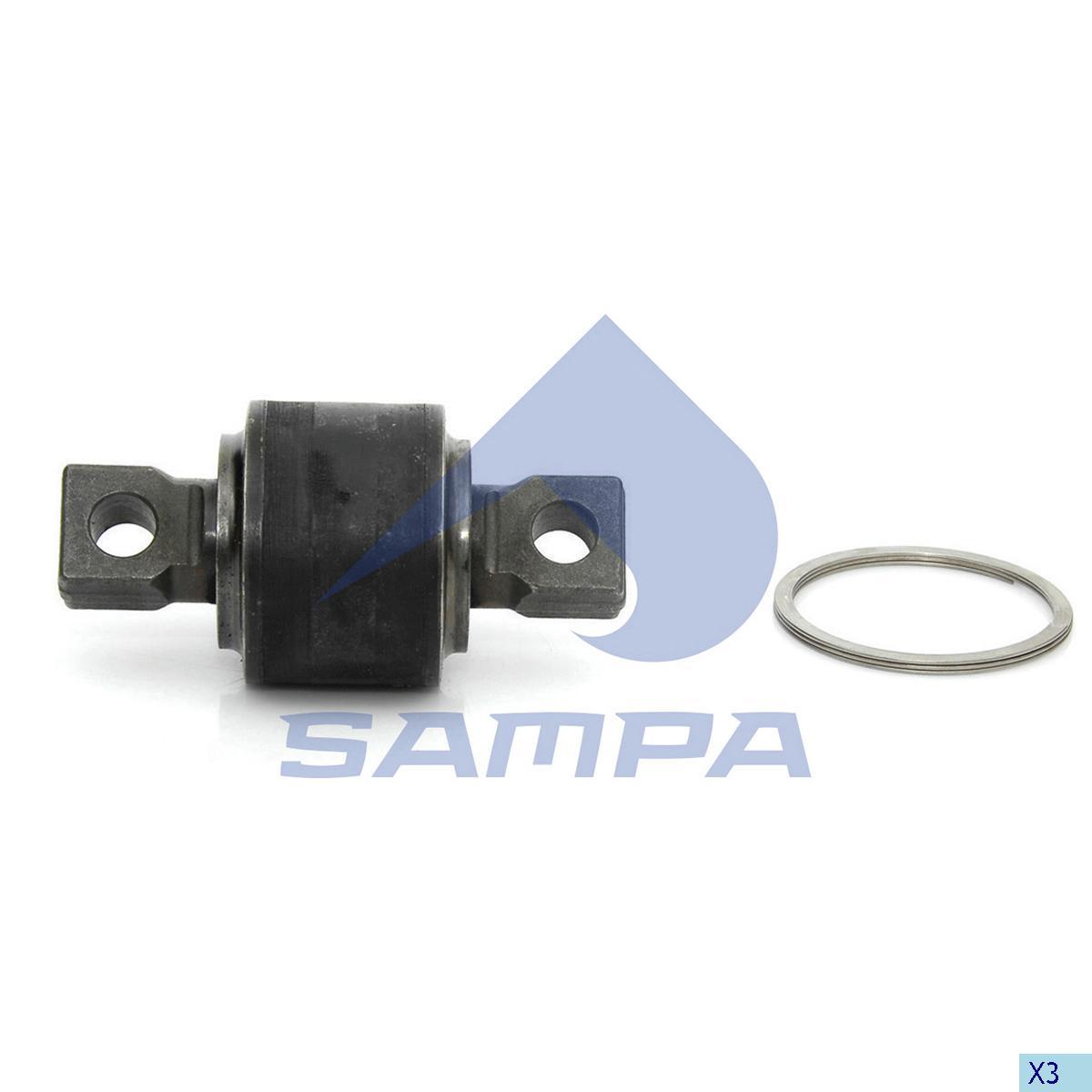 Repair Kit, Axle Rod, Scania, Suspension