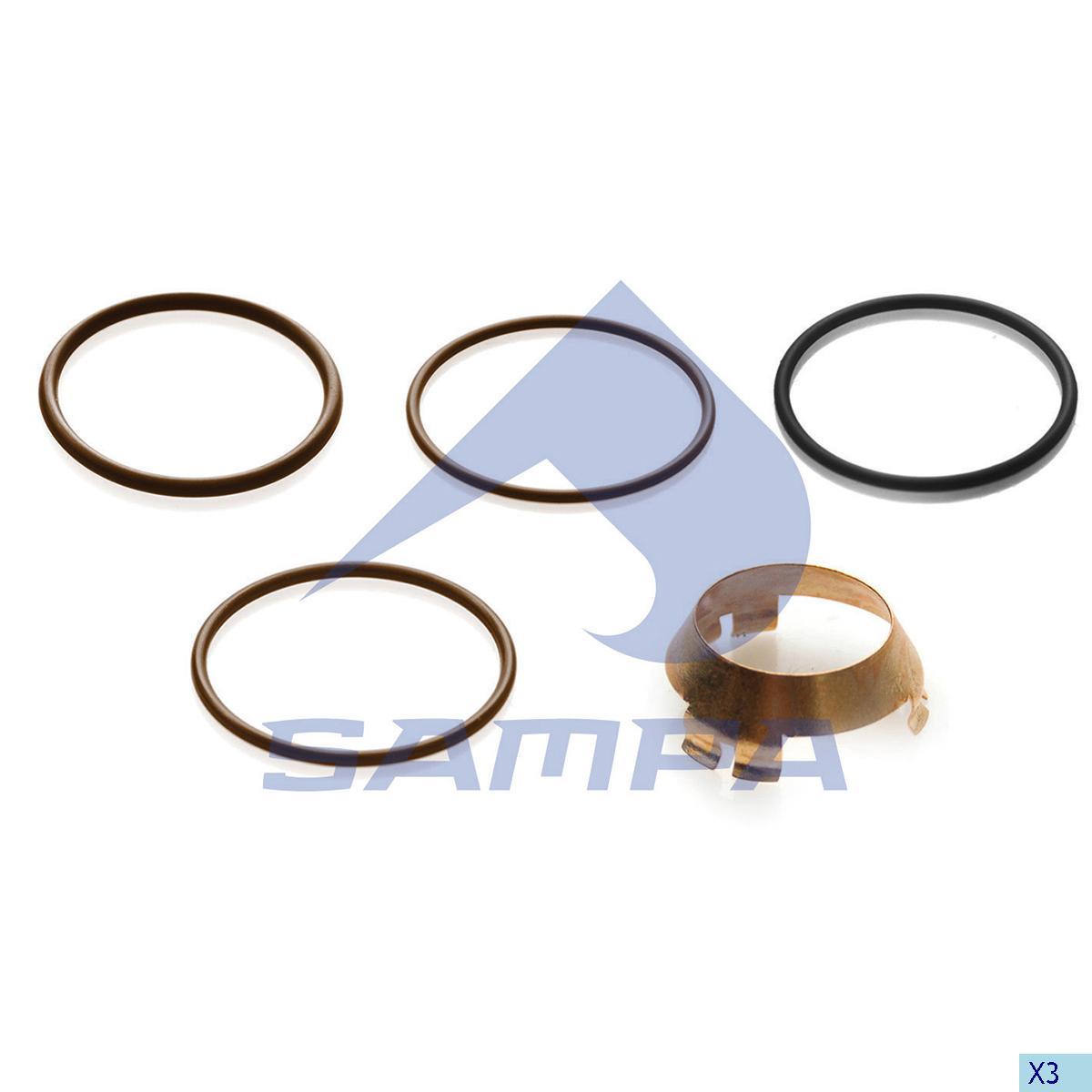Repair Kit, Injector, Scania, Engine