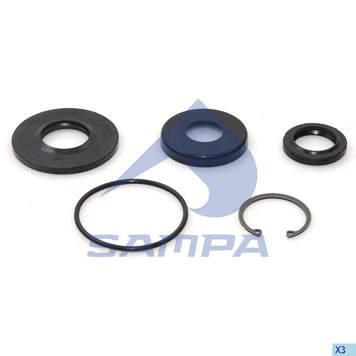 Repair Kit, Steering Pump, Scania, Steering