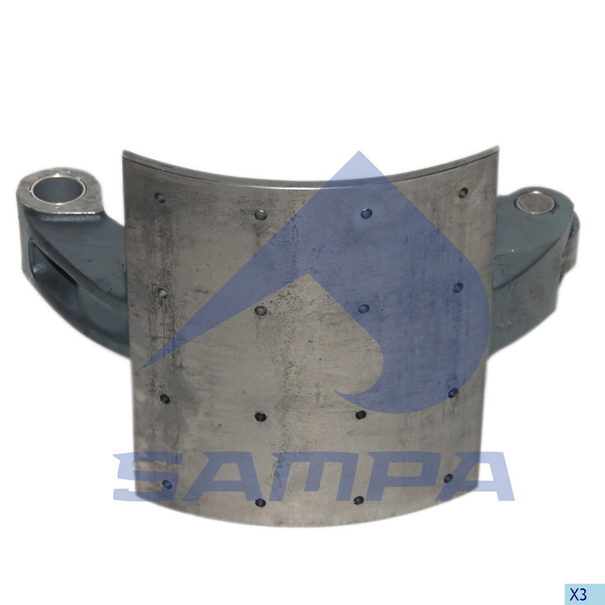 Brake Shoe, Brake Drum, Scania, Brake