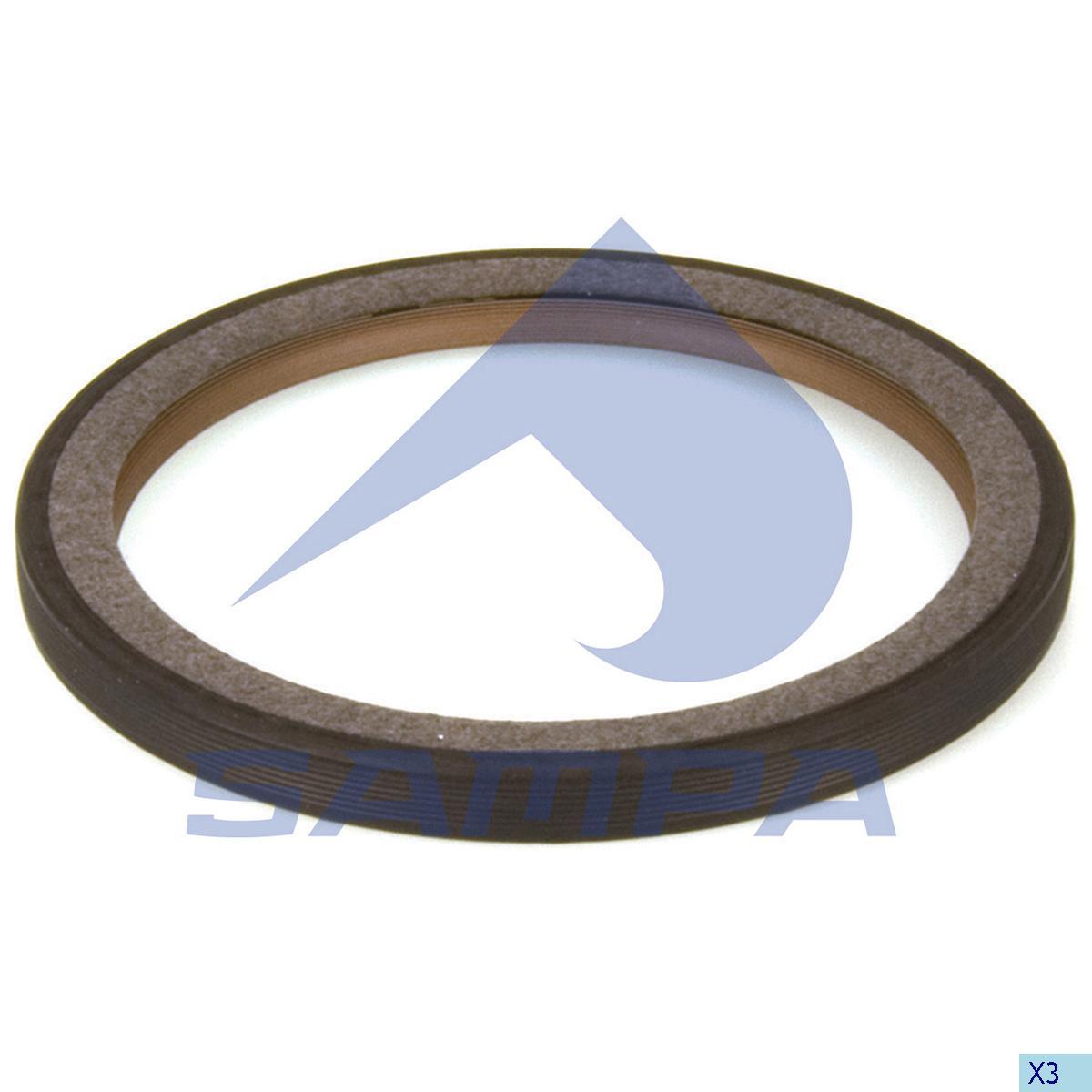 Seal Ring, Crank Shaft, Scania, Engine