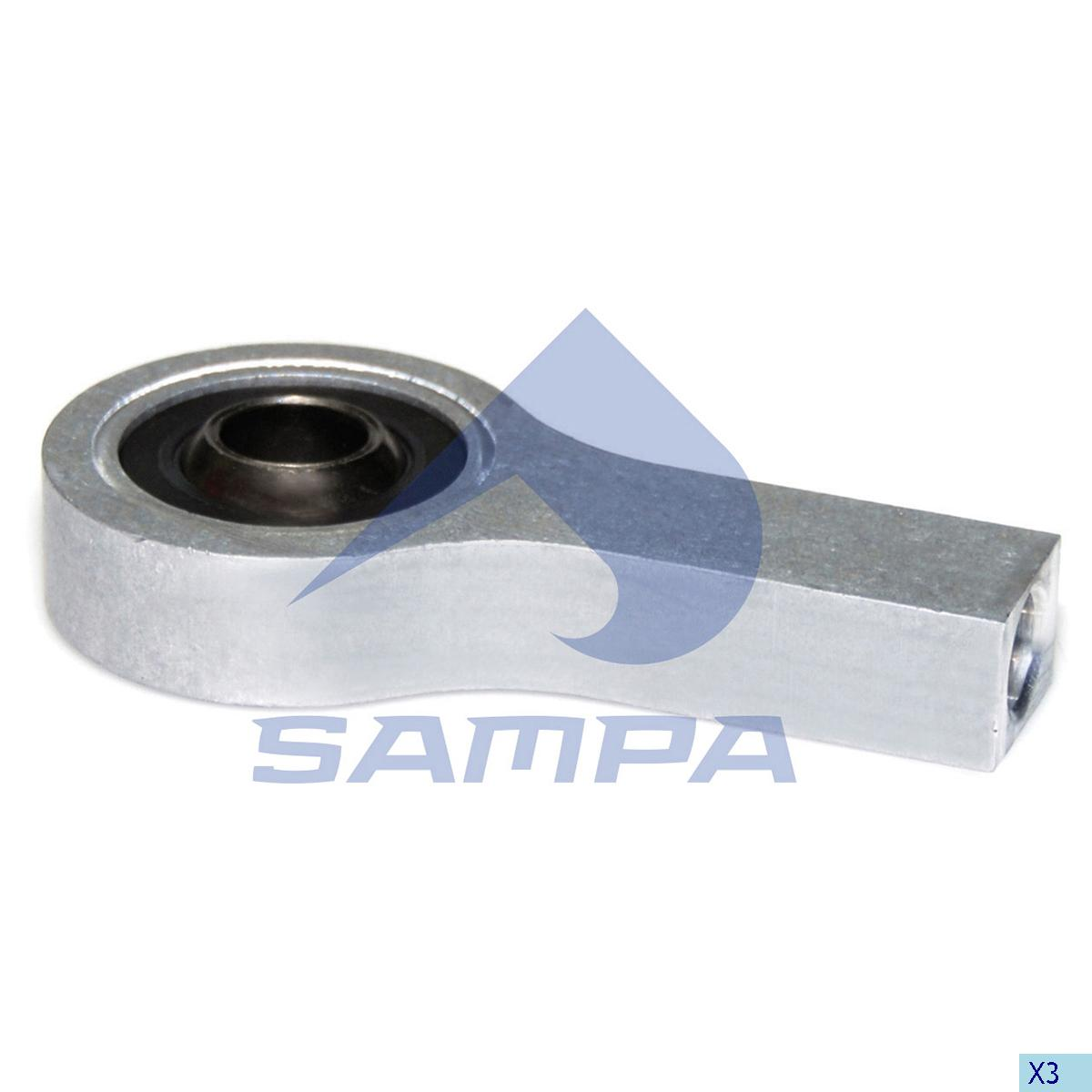 Bearing, Cab, Scania, Cab