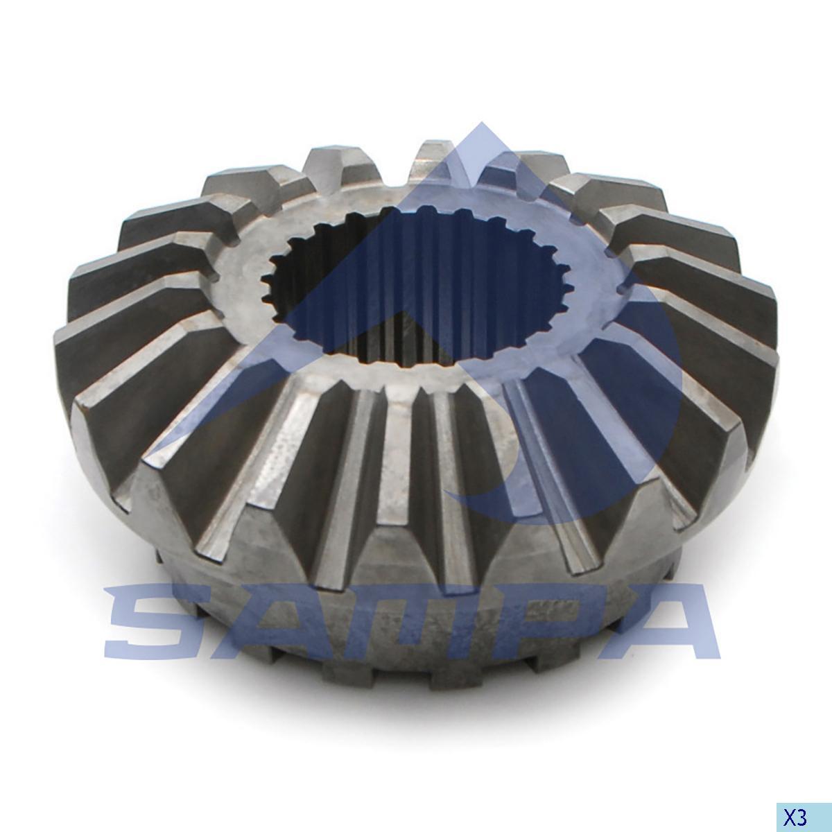Gear, Drive Shaft, Scania, Power Unit