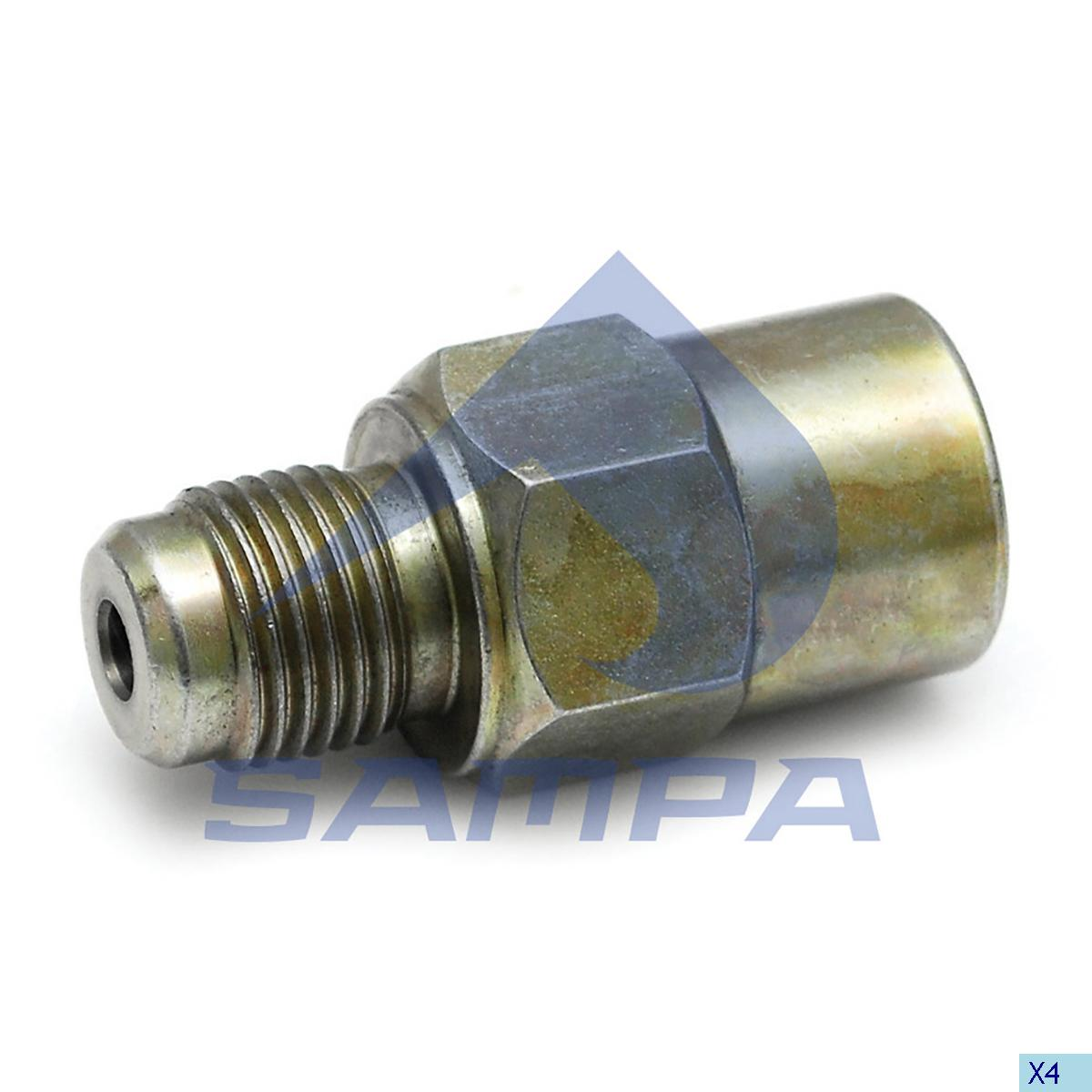 Valve, Injection Pump, Scania, Engine