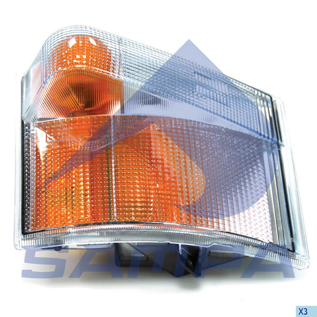 Signal Lamp, Scania, Electric System