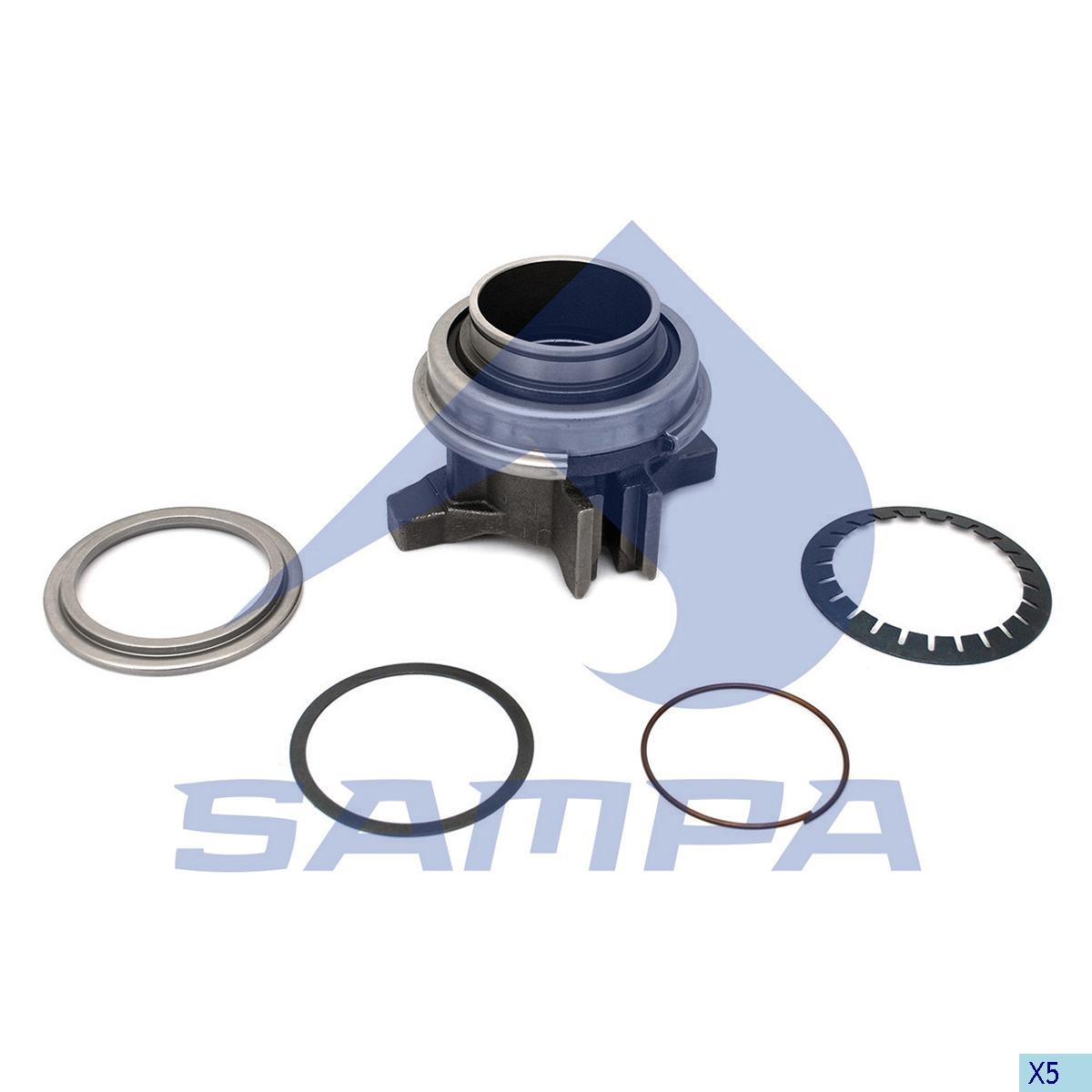 Clutch Release Bearing, Scania, Clutch