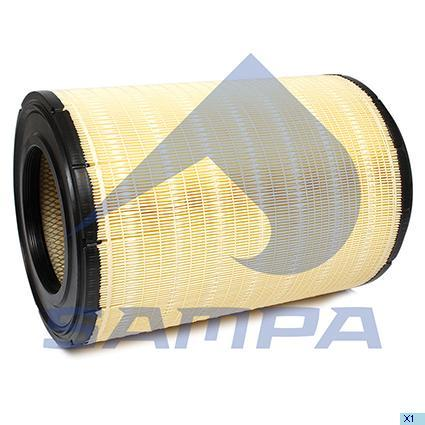 Inner, Air Filter, Scania, Engine