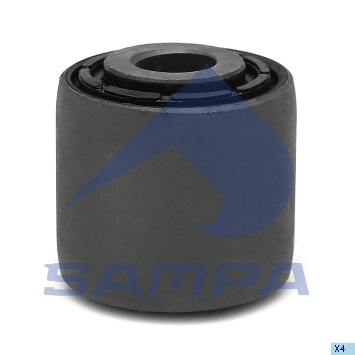 Rubber Bushing, Stabilizer Bar, Daf, Suspension