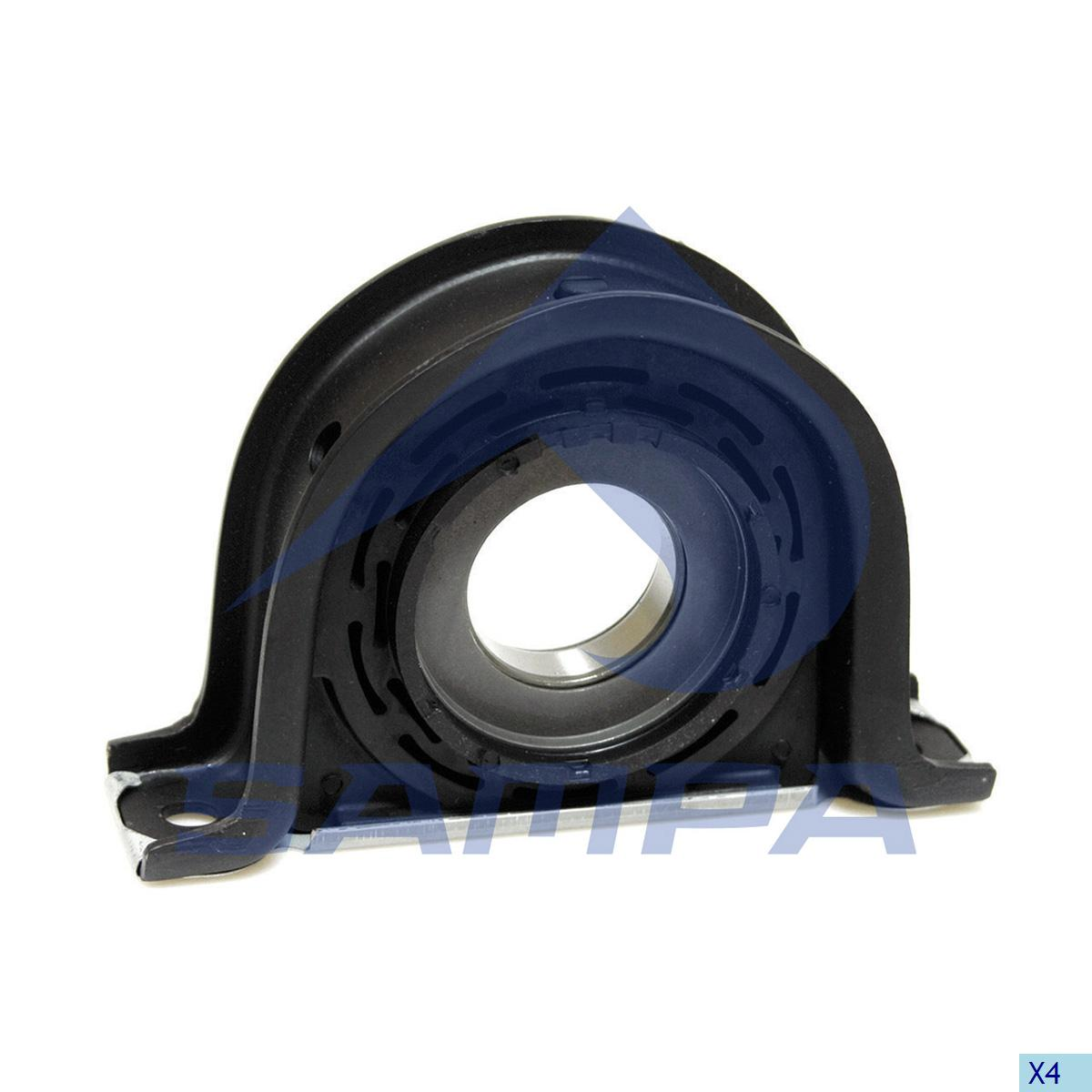 Propeller Shaft Bearing, Daf, Propeller Shaft